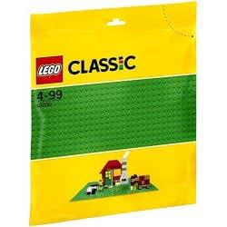 LEGO Classic Πράσινη Βάση 10700 5702015357142