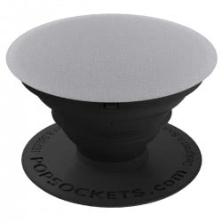 Popsockets Space Grey Aluminum Compatible with All Smartphones 101124 815373020827