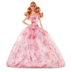 Mattel Barbie Χαρούμενα Γενέθλια FXC76 887961687965