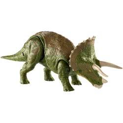 Mattel Jurassic World Δεινόσαυρος Με Σπαστά Μέλη - Triceratops GDT38 / GDT42 887961752052