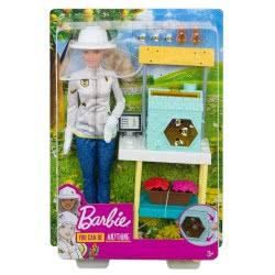 Mattel Barbie Μελισσοκόμος Σετ Παιχνιδιού DHB63 / FRM17 887961628715