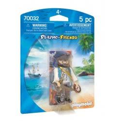 Playmobil Πειρατής 70032 4008789700322
