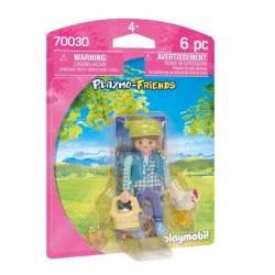 Playmobil Αγρότισσα 70030 4008789700308