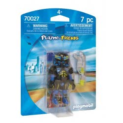 Playmobil Πράκτορας Του Διαστήματος 70027 4008789700278