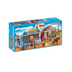 Playmobil Βαλιτσάκι Άγρια Δύση 70012 4008789700124