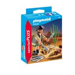 Playmobil Αρχαιολόγος με Εργαλεία Ανασκαφής 9359 4008789093592