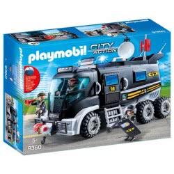 Playmobil Θωρακισμένο Όχημα Ειδικών Αποστολών 9360 4008789093608