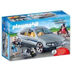 Playmobil Αυτοκίνητο Μονάδας Ειδικών Αποστολών 9361 4008789093615
