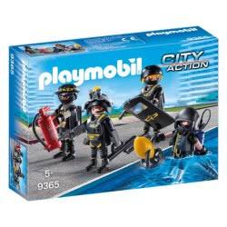 Playmobil Ομάδα Ειδικών Αποστολών 9365 4008789093653
