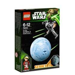 LEGO 13 B-Wing Starfighter (Tm) Και Endor (Tm) 75010 5702014974685