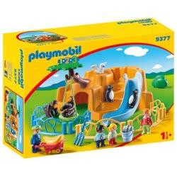 Playmobil Ζωολογικός Κήπος 9377 4008789093776