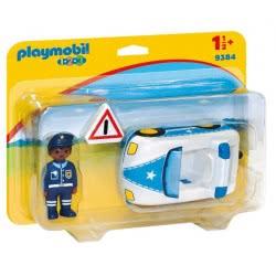 Playmobil Περιπολικό Αστυνομίας 9384 4008789093844