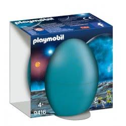 Playmobil Διαστημικός Πράκτορας με Ρομπότ 9416 4008789094162