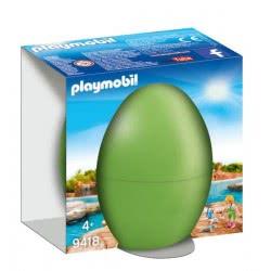 Playmobil Κτηνίατρος Με Μικρές Φώκιες 9418 4008789094186