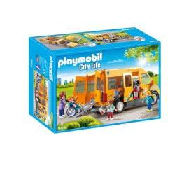 Playmobil Σχολικό Λεωφορείο 9419 4008789094193