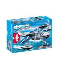 Playmobil Αστυνομικό Υδροπλάνο 9436 4008789094360