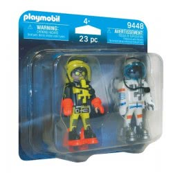 Playmobil Duo Pack Αστροναύτες 9448 4008789094483