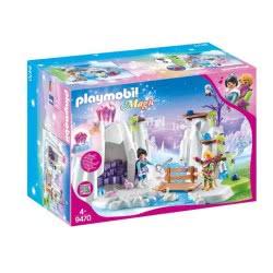 Playmobil Κρυψώνα Του Κρυστάλλινου Διαμαντιού 9470 4008789094704