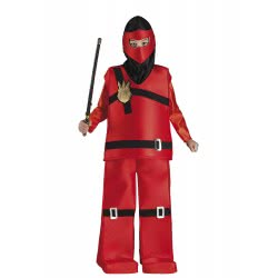 CLOWN Carnaval Costume Game Ninja Νο. 04 21704 5203359217043