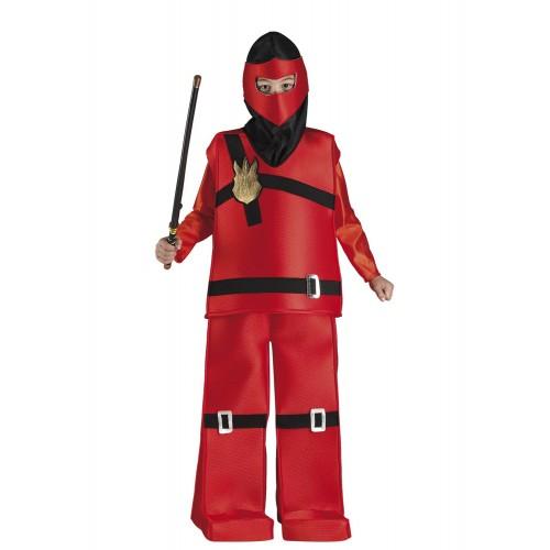 CLOWN Αποκριάτικη Στολή Game Ninja Νο. 04 21704 5203359217043