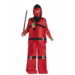 CLOWN Carnaval Costume Game Ninja Νο. 08 21708 5203359217081