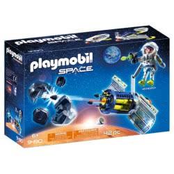Playmobil Satellite Meteoroid Laser 9490 4008789094902