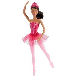 Mattel Barbie Μπαλαρίνα Μελαχρινή DHM41 / DHM58 887961217025