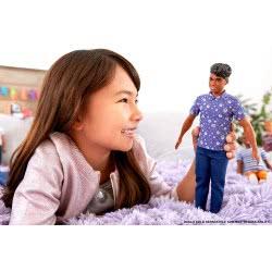 Mattel Barbie Ken Fashionistas No.114 Preppy Florals DWK44 / FXL61 887961694673