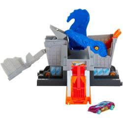Mattel Hot Wheels T-Rex Grocery Attack Σετ Παιχνιδιού FNB05 / GBF92 887961713923