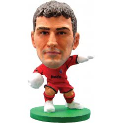 SoccerStarz REAL MADRID IKER CASILLAS 97.05614 5060220221512