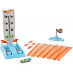 Mattel Hot Wheels Αγωνιστική Πίστα Dragstrip Champion GBF81 / GBF82 887961713848