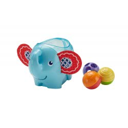 Fisher-Price Roly-Poly Elephant DYW57 887961423990