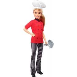 Mattel Barbie Chef Doll FXN99 887961696851