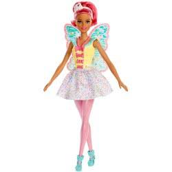 Mattel Barbie Dreamtopia Νεράιδες και Γοργόνες - Νεράιδα FXT03 887961698800