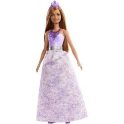 Mattel Barbie Dreamtopia Πριγκίπισσα Καστανή FXT13 / FXT15 887961698923