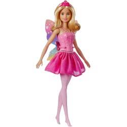 Mattel Barbie Dreamtopia Νεράιδα Μπαλαρίνα Ξανθιά FWK85 / FWK87 887961676532
