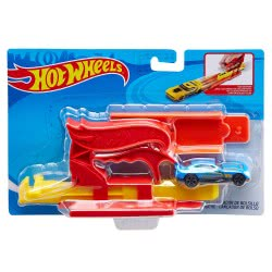 Mattel Hot Wheels Red Pocket Launcher Accessory FTH84 / FVM09 887961662368