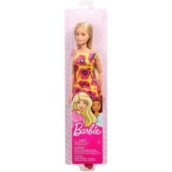 Mattel Barbie Flower Dresses - Yellow GBK92 / GBK93 887961716931