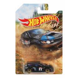 Mattel Hot Wheels Αυτοκινητάκι Subaru WRX STI 1:64 GDG44 / FYY03 887961748444