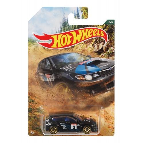 Mattel Hot Wheels Vehicle Subaru WRX STI 1:64 GDG44 / FYY03 887961748444