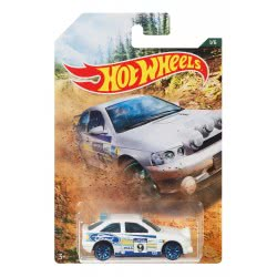Mattel Hot Wheels Vehicle Ford Escort 1:64 GDG44 / FYX96 887961748468