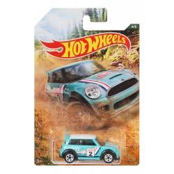 Mattel Hot Wheels Vehicle Mini Cooper S Challenge 1:64 GDG4 / FYY01 887961748451