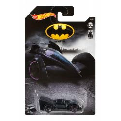 Mattel Hot Wheels Vehicle Batmobile (Batman Live) 1:64 GDG83 / FYX91 887961749021