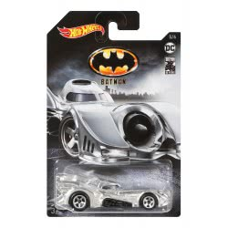 Mattel Hot Wheels Vehicle Batmobile (Batman) 1:64 GDG83 / FYX92 887961749014