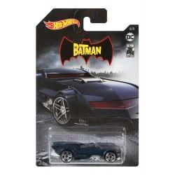 Mattel Hot Wheels Αυτοκινητάκι Batmobile (The Batman) GDG83 / FYX94 887961749038
