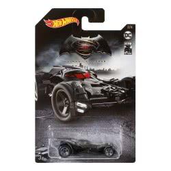 Mattel Hot Wheels Αυτοκινητάκι Batmobile (Batman Vs Superman) GDG83 / FYX89 887961748994