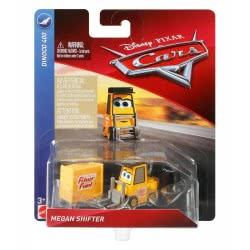 Mattel Disney/Pixar Cars 3 Megan Shifter Αυτοκινητάκι Die-Cast DXV29 / FLL75 887961561555