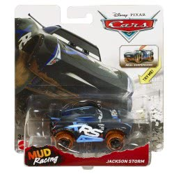 Mattel Cars Vehicles XRS Mud Racing Jackson Storm GBJ35 / GBJ38 887961715354