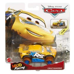Mattel Cars Αυτοκινητάκια XRS Mud Racing Cruz Ramirez GBJ35 / GBJ37 887961715408