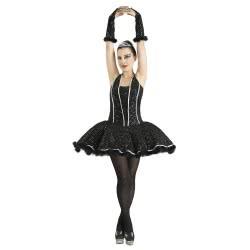 CLOWN Carnaval Costume Black Swan Νο. M 94052 5203359940521